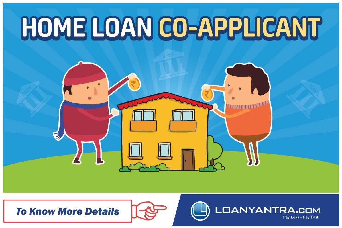 Who can be a home loan co-applicant ? Is it mandatory?