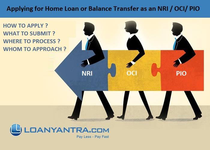 NRI OCI PIO Home Loans