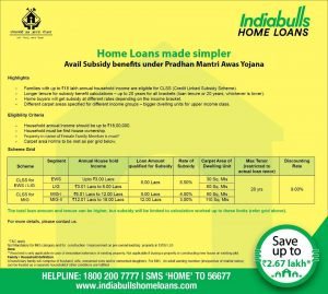 PMAY by Indiabulls homeloan