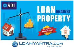 Loan against property SBI