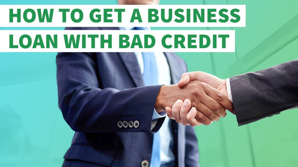 How to Buy a Business With Poor Credit-Business Loan