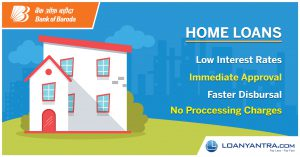 Bank of baroda home loan low interest rates